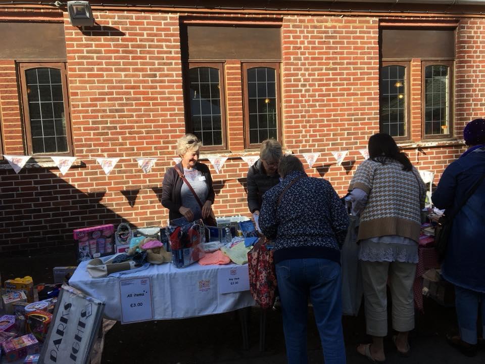 Kempton Market May 2018