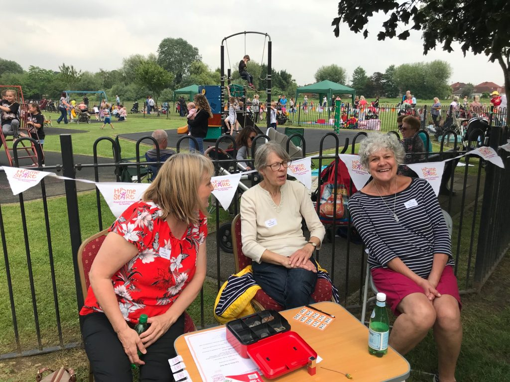 Tea Party in the Park 2018