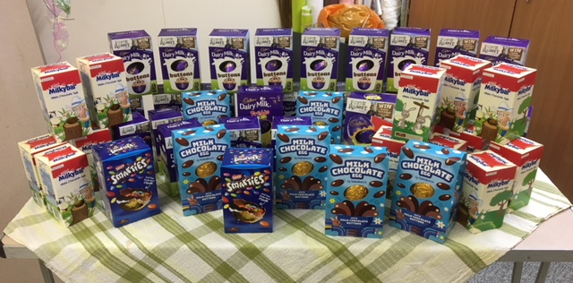 Our Easter Thanks!