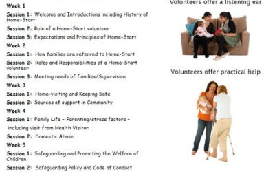 Interested in becoming a Home-Visiting Volunteer?