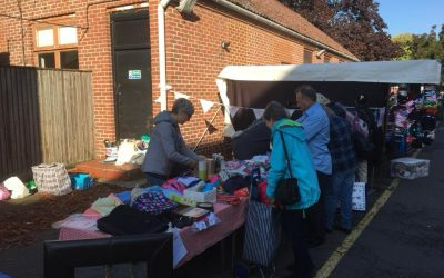 Kempton Market September 2018