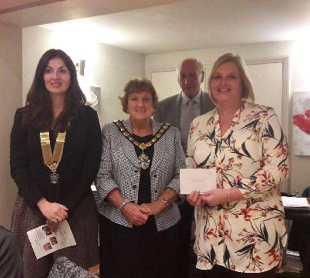 Thank you – Staines and Shepperton and Sunbury Rotary Clubs