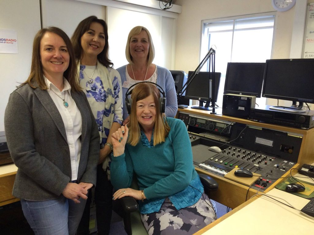 Just Women at Brooklands Radio