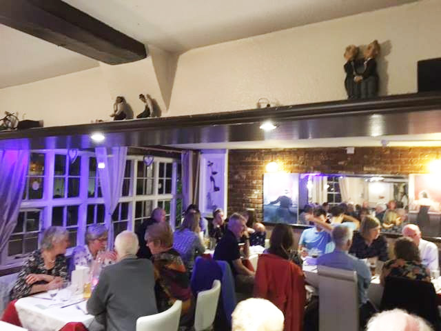 Red Lion Dinner October 2017