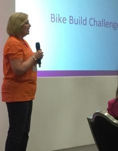 o3e Build and Bike Challenge