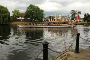 Mayor of Spelthorne River Day