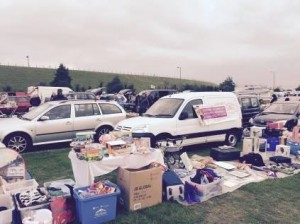 Car Boot Sale 2015