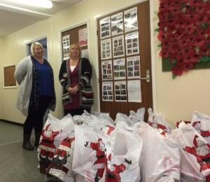Katie Sumner's generous gifts!