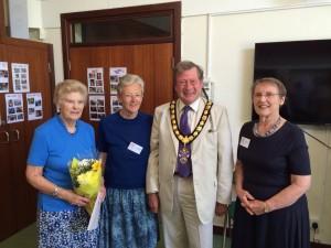 AGM - Mayor some Trustees