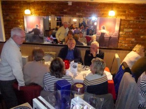 Red Lion Dinner October 2016