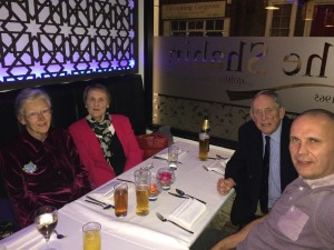The Mayor's Shahin Tandoori Evening