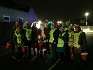 Shepperton Rotary Float 2016