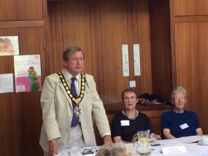 AGM - The Mayor's speech